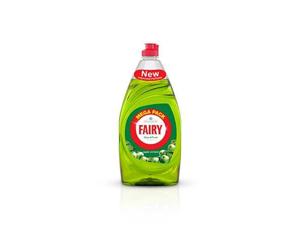 FairyCleanFreshWashingUpLiquidAppleOrchard1050ml1size3