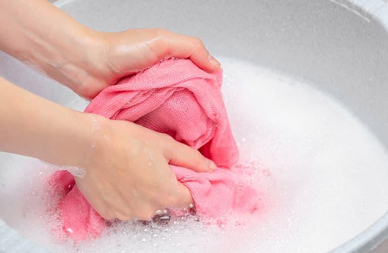 Handwäsche