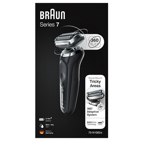 Braun Series 7 70-N1000s Rasierer