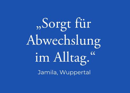 Jamila Wuppertal