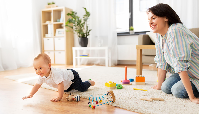 Wohnung kindersicher machen: für entspannte Stunden