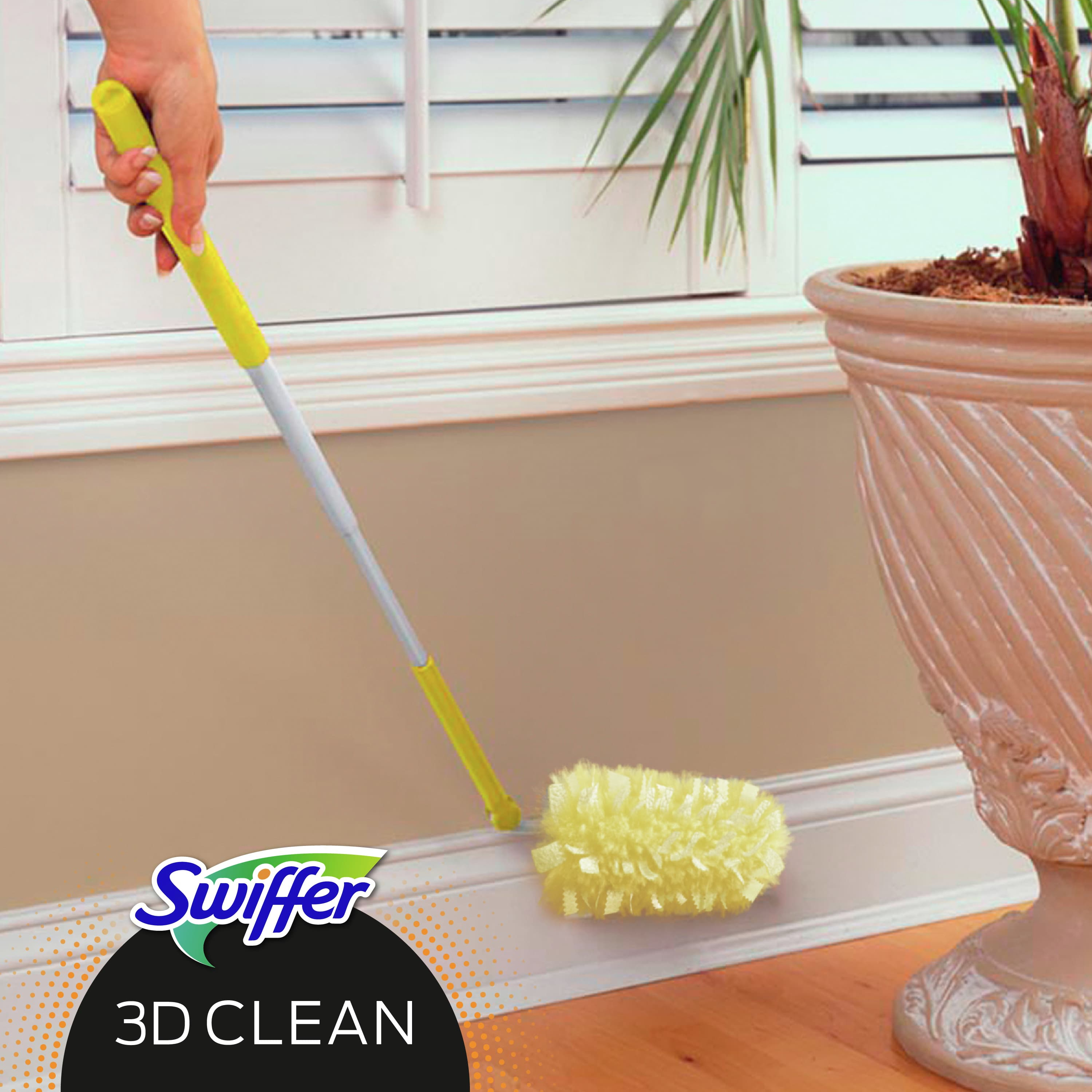 Plumeau Swiffer 3D clean