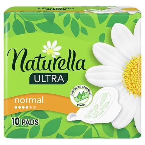 Naturella Ultra Normál Camomile Egészségügyi Betét
