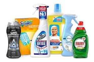 P&G Produkte günstiger kaufen