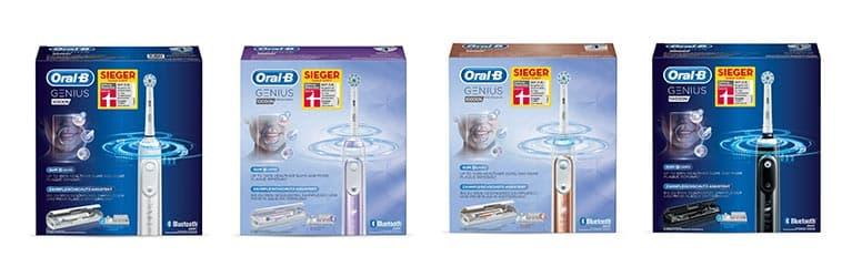 Oral-B GENIUS 10000N Modelle