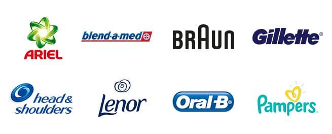 Teilnehmende Marken