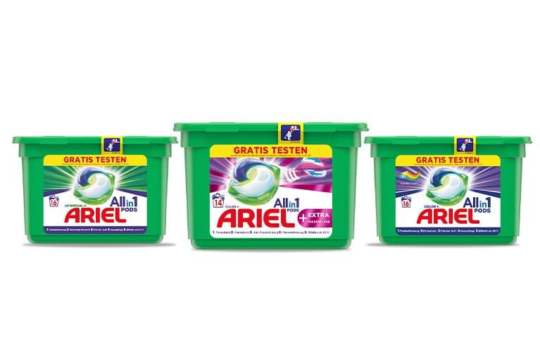 Ariel All-in-1 PODS