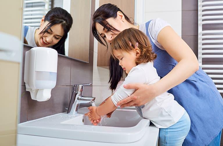 Erkältung bei Kindern: Was Sie dagegen tun können