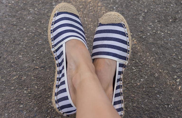 Frauen  Füße