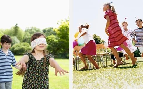 Spiel-Ideen für Drei- bis Fünfjährige