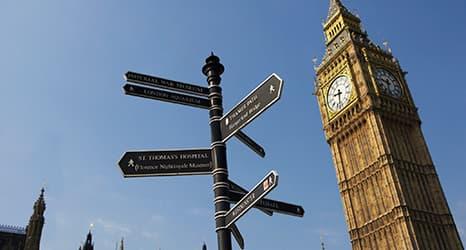 El espírtu de Londres