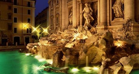 Roma, eterna y misteriosa
