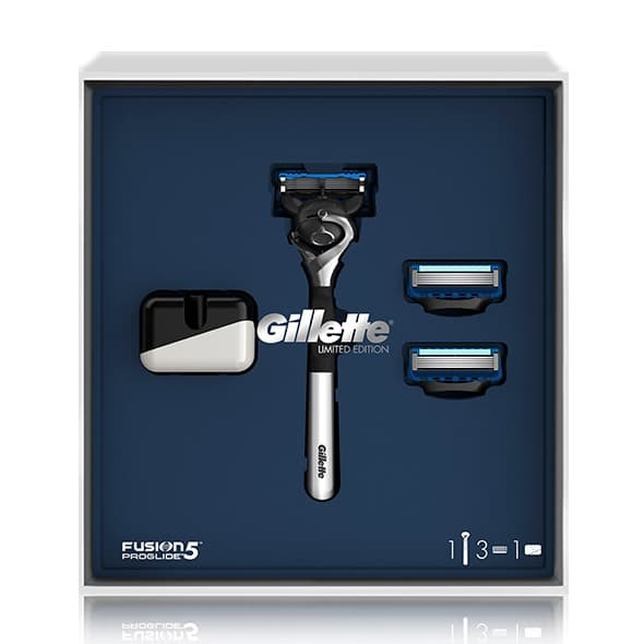 confezione di Gillette