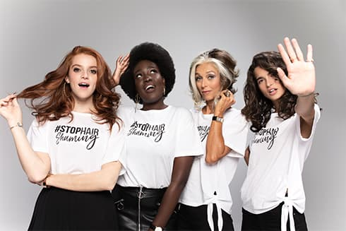 #StopHairShaming, unisciti al movimento di Pantene