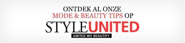 Ontdek al onze mode & beauty tips op Style United