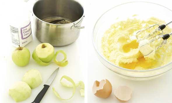Tarte aux pommes délicieuse