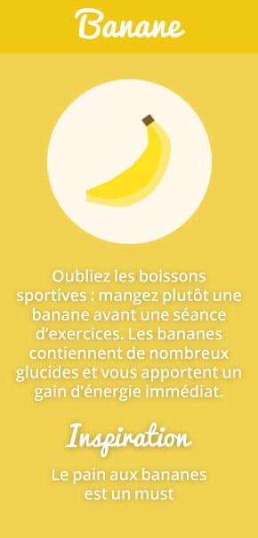 Oubliez les boissons sportives : mangez plutôt une banane avant une séance d
