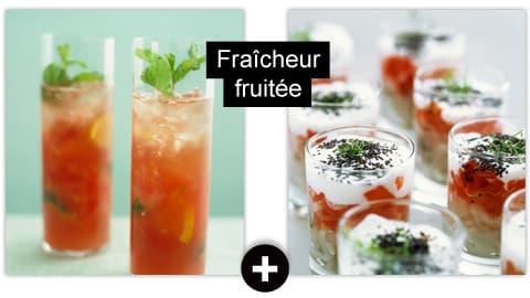 Fraîcheur fruitée