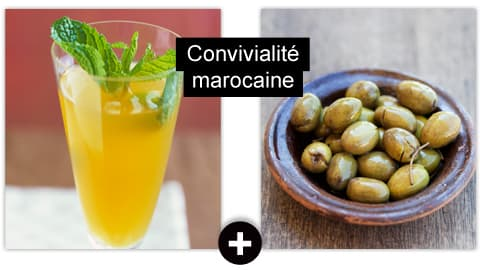 Convivialité marocaine
