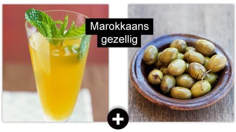 Marokkaans gezellig