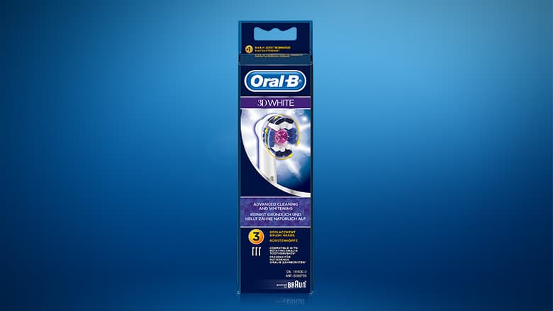 Oral-B Aufsteckbürsten 3D White