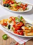 Panzanella (Brotsalat mit Tomaten)