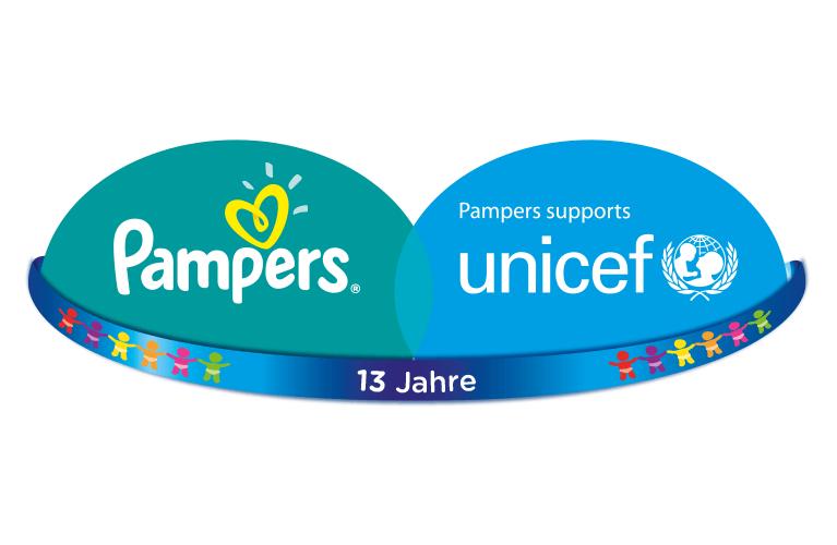 Pro Kauf einer Windelpackung stellt Pampers UNICEF den Gegenwert einer lebensrettenden Tetanus-Impfdosis für Mütter und Neugeborene zur Verfügung –jetzt lesen!