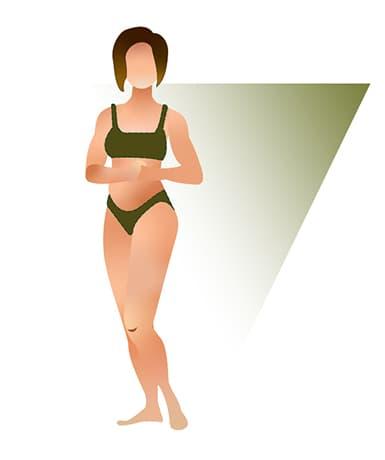 Typ 3: etwas mehr Bauch