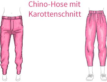 Hosenformen für schmale Frauen
