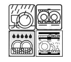 spülmaschinengeeignet