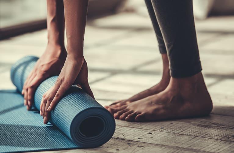 Core-Training: Fünf Übungen für eine starke Rumpfmuskulatur