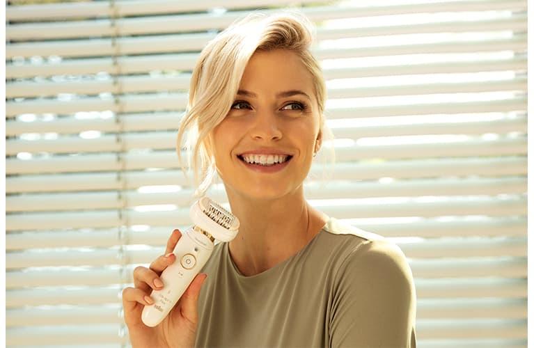 Lena Gercke wird neue Markenbotschafterin von Braun