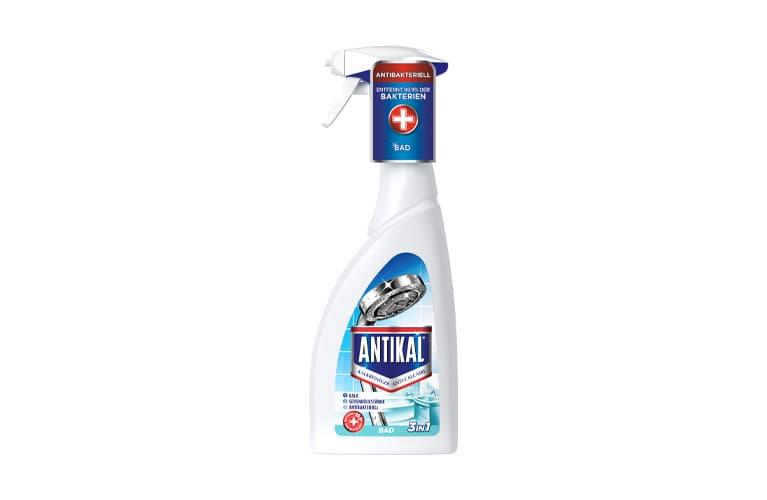 """Antikal Badreiniger: """"Das beste Produkt gegen Kalk"""""""