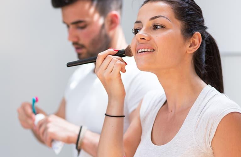 Beauty-Tipp: Make-up in der passenden Farbe kaufen
