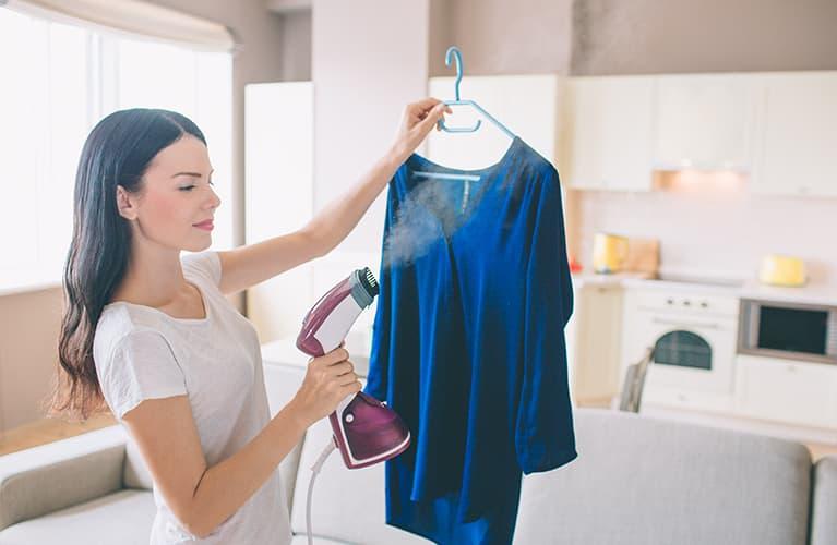 Besonders weiche Kleidung dank perfekter Textilpflege