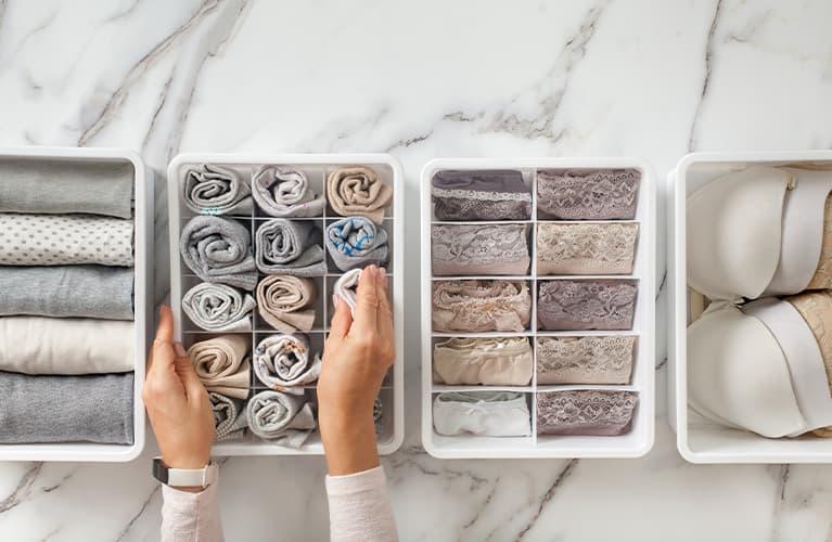 Kleiderschrank organisieren – Schritt für Schritt zu Ordnung im Kleiderschrank