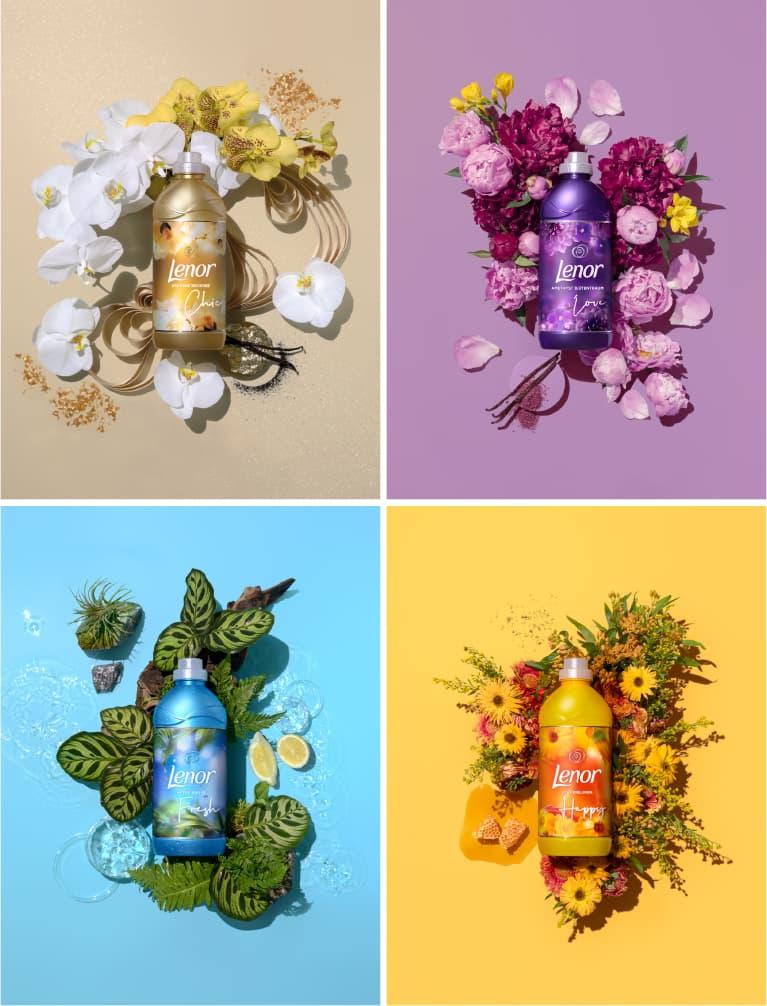 Neu: Lenor Weichspüler Parfumelle – 600 Tester:innen gesucht