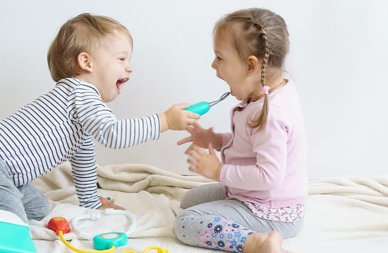 Angst vorm Zahnarzt: So verliert dein Kind die Scheu