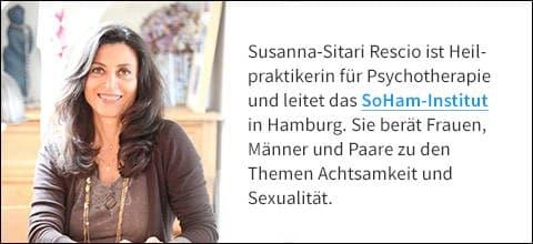 Heilpraktikerin Susanna-Sitari Rescio