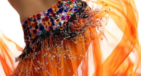 Temperamentvoll, lebenslustig, feurig - das ist Samba!