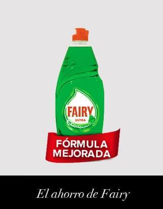 El nuevo Fairy también te ayuda a ahorrar