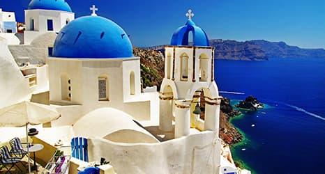 Santorini, una belleza del mar