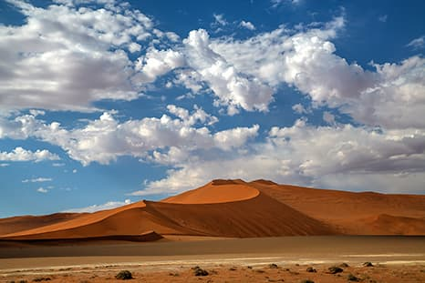 Namibia - desiertos primitivos