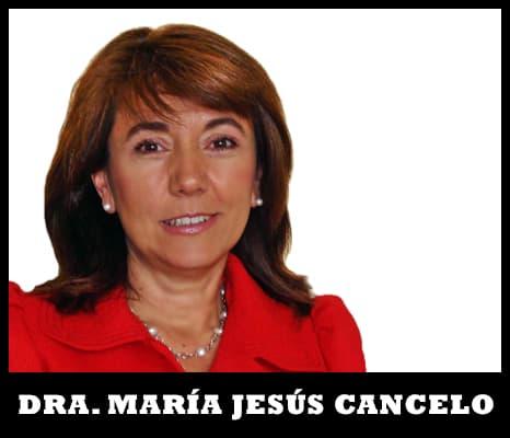 Doctora María Jesús Cancelo