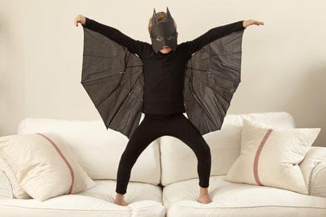 Costume de chauve-souris pour Halloween