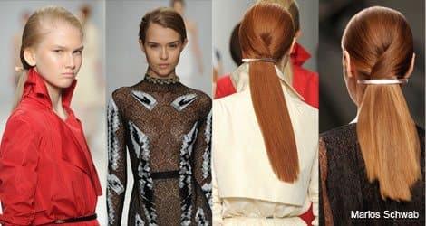 la coiffure raie 2