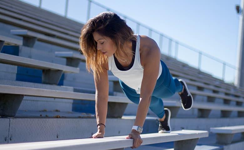 Πέντε εύκολα workouts που θα σε προετοιμάσουν για το καλοκαίρι