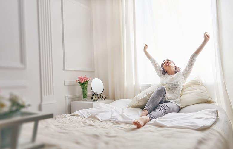 Πέντε τρόποι για να ξεκινάς την ημέρα με θετική διάθεση