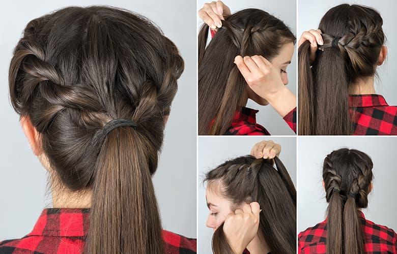 Πώς θα κάνεις τα μαλλιά σου να δείχνουν υπέροχα σε λιγότερο από δέκα λεπτά
