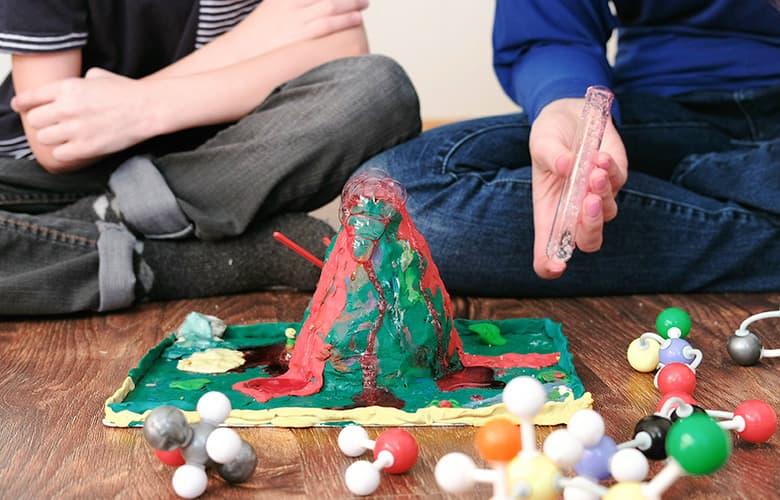 Τα σπιτικά πειράματα που θα ενθουσιάσουν τα παιδιά σας